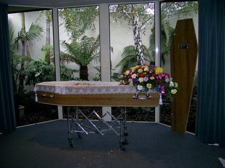 Funerals and advanced dementia.