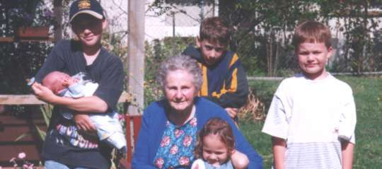 Mum with vascular dementia